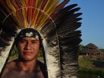 雅瓦纳瓦印第安人的庆典03
