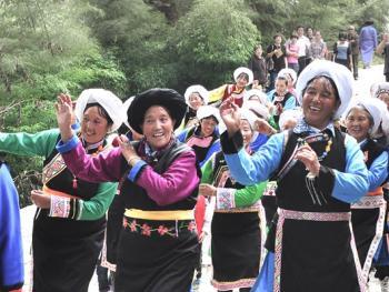 还山鸡节的祭祀仪式09