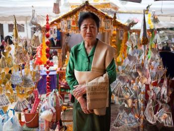 老挝葬礼11