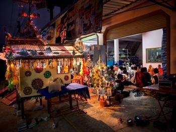 老挝葬礼04