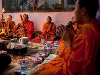 老挝葬礼06