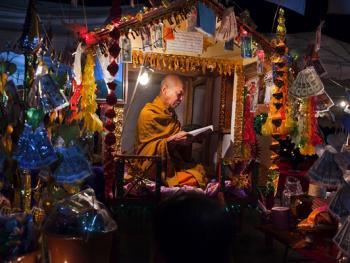 老挝葬礼08
