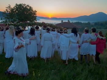 罗多彼山夏至仪式10