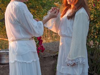 罗多彼山夏至仪式14