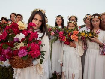 罗多彼山夏至仪式09