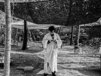 鲁西南过三年仪式09