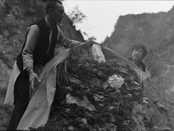 羌族新塔开光仪式12