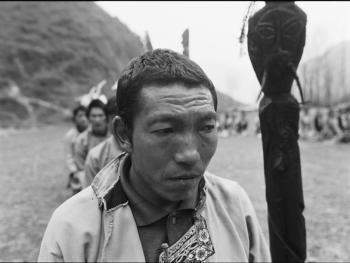 羌族新塔开光仪式04
