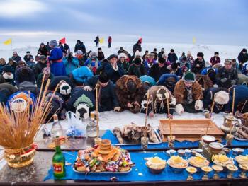 鄂温克族祭火节09