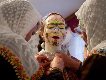 瑞比诺沃村穆斯林婚礼10