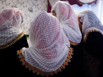瑞比诺沃村穆斯林婚礼11