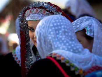 瑞比诺沃村穆斯林婚礼04