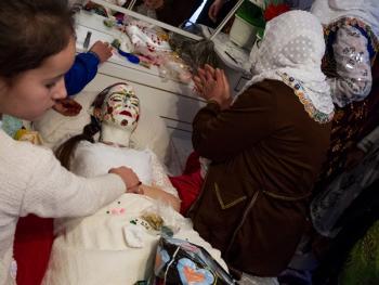 瑞比诺沃村穆斯林婚礼09
