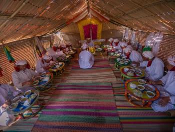 占族巴尼人的婚礼12