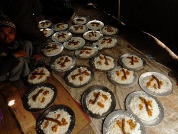 克什米尔吉卜赛穆斯林婚礼10