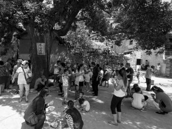 大汖村祭祖13