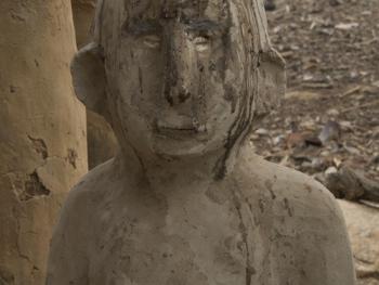 帕拉村灵性石人14