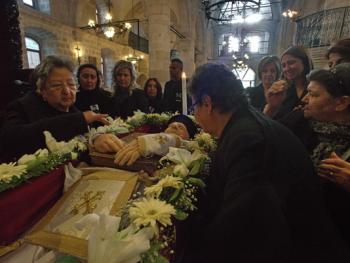 萨米神甫的葬礼06