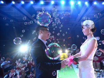 现代中国城市的婚礼习俗11