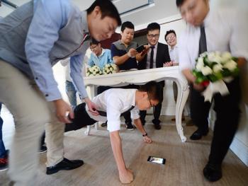 现代中国城市的婚礼习俗06