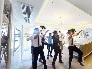 现代中国城市的婚礼习俗07