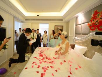 现代中国城市的婚礼习俗08