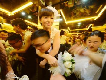 现代中国城市的婚礼习俗09