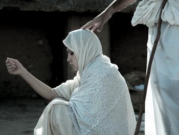 曼达教洗礼仪式