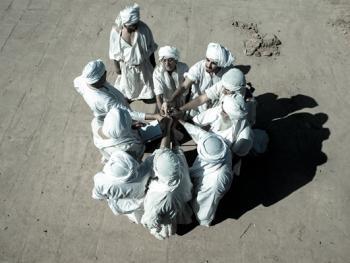 曼达教洗礼仪式08