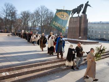 洛姆瓦教首领克列维的葬礼3
