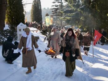 洛姆瓦教首领克列维的葬礼5