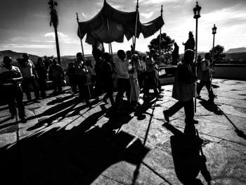 巴西复活节圣体匣游行14