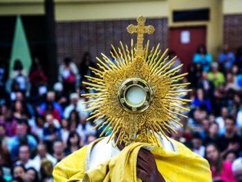 巴西复活节圣体匣游行05