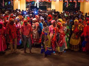海地的伏都教仪式12