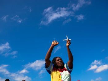 海地的伏都教仪式13