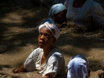 海地的伏都教仪式04