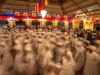 海地的伏都教仪式08