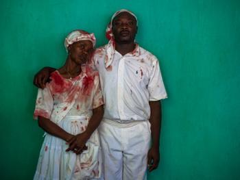海地的伏都教仪式09