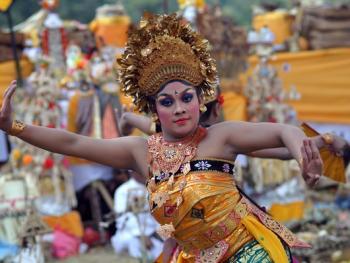 中爪哇西吉当火山祭09