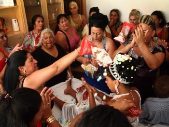 吉卜赛新娘的验证仪式06