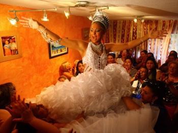 吉卜赛新娘的验证仪式07