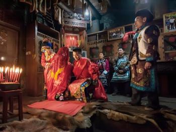 羌寨婚礼07