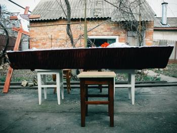 俄罗斯葬礼