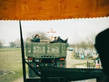 俄罗斯葬礼07