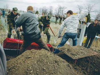 俄罗斯葬礼09