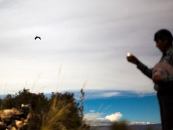 的的喀喀湖吓退冰雹的维兰察仪式09