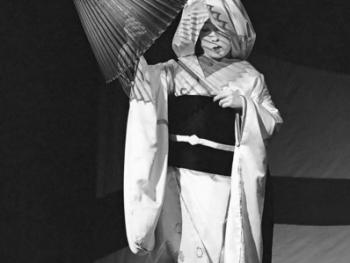 穿和服的日本人10