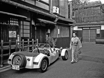 穿和服的日本人05