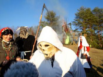 立陶宛狂欢节面具12