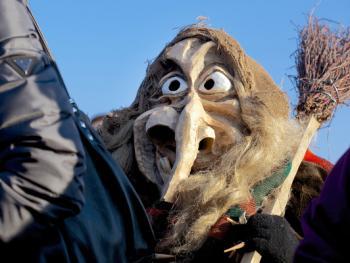 立陶宛狂欢节面具